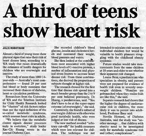 child heart attacks
